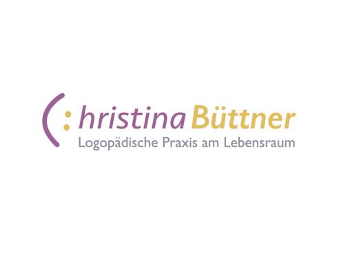 Logo Logopädie Christina Büttner