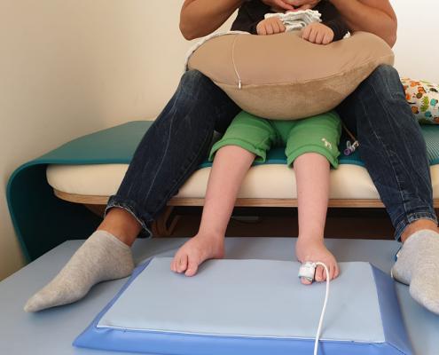 Arbeit mit dem Kind