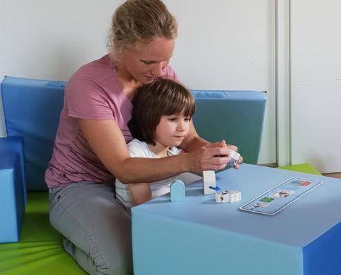 Therapie mit dem Kind